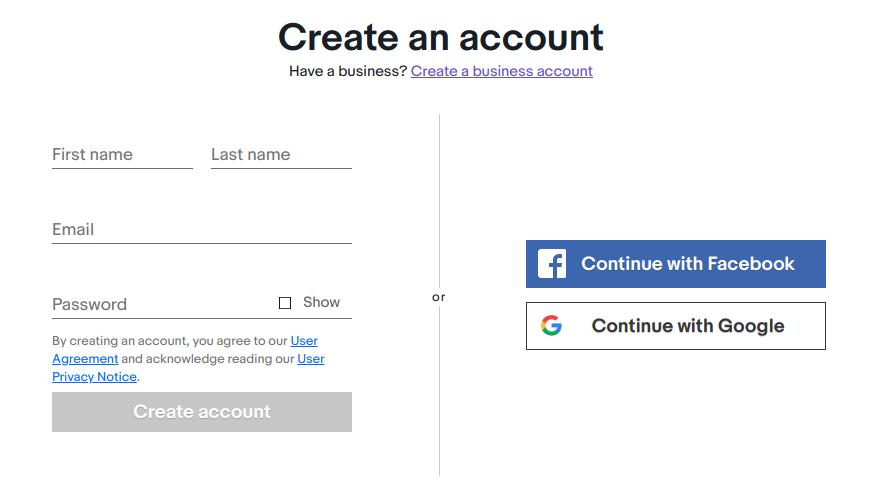 Gurunotes My Ebay Account Login Signup